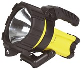 5 Million Candle Power Rechargeable Spotlight with Swivel Handle