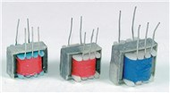 500 ohm Centre Tapped - 8 ohm Miniature Output Transformer