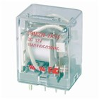 12VDC DPDT Relay - 10A 240VAC/24VDC Contacts