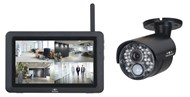 "4 Channel 7"" LCD DVR  with 1 x Camera Kit"