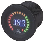 LED Voltmeter 5-30VDC with Bar Graph