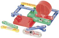 Burglar Alarm Snap-on Electronic Project Kit
