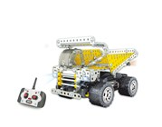 Remote Control Dump Truck Construction Kit