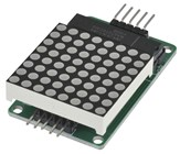Arduino Compatible 8 x 8 LED Dot Matrix Module