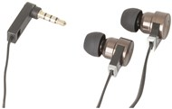 Beryllium Driver Stereo Earphones with Microphone