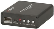 4K HDMI to VGA and Stereo Audio Converter