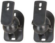 Adjustable Tilt and Swivel Speaker Wall Bracket Pair