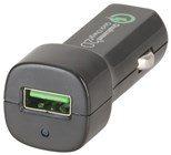 2.4A Quick Charge 2.0™ USB Car Cigarette Lighter Adaptor