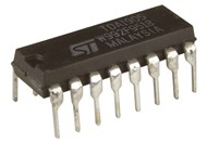 74LS125 Quad Tri-state Buffer IC