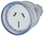 240V Mains Line Power Socket 15A