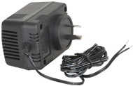Mains Adaptor 24VAC 1A Unregulated Bare Ends