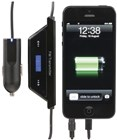 In-Car FM Transmitter and Charger to suit iPhone 5®