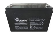 12V 100Ah AGM Deep Cycle Battery