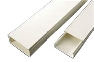 Rectangular Cable Duct - 25 x 16mm - 1m