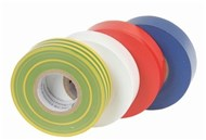 20M Roll PVC Insulation Tape - White