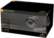 Waterproof IP68 40m Vari-Focal Pro IR Camera - 800TV Lines