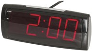 Large Red LED Display Alarm Clock