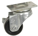 Braked Castors for Rack Enclosures Set of 4