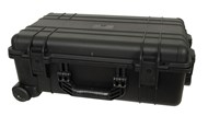 ABS Instrument Rolling Case with Purge Valve MPV8