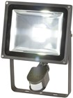 LIGHT FLOOD LED 30W W/PIR SENSOR 240VAC