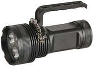 Rechargeable 3 x Cree XML LED Spotlight