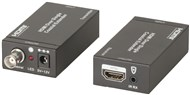 Coaxial HDMI Extender with IR Extender